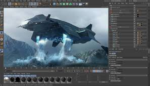 Maxon CINEMA 4D S22.118 Crack With Serial Key Full 2020 Download